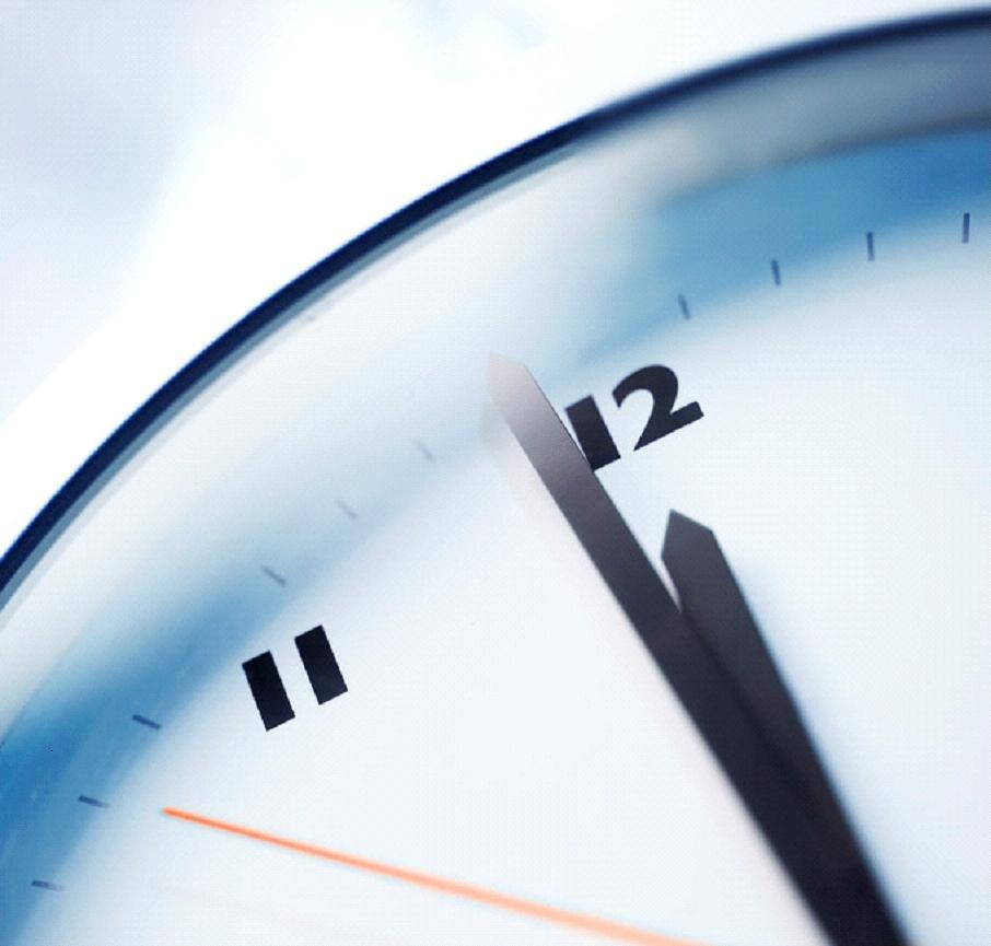 Data i hora oficials