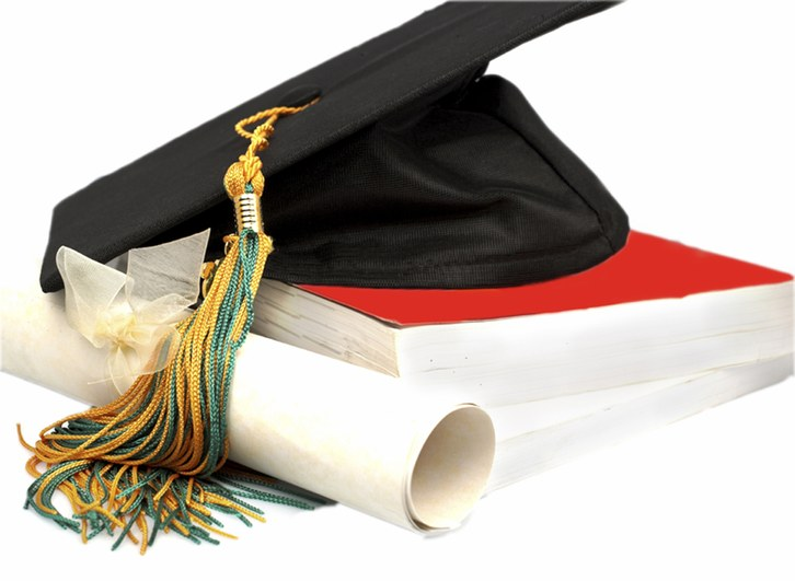 Birrete i diploma.JPG